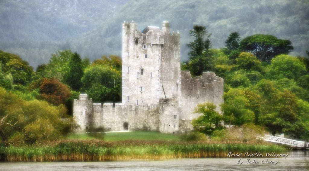 Ross Castle landscape - The Quality Framing Company & Imaging Services