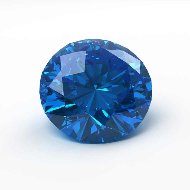 Gorgeous Natural Mid Blue Untreated Loose Sapphire