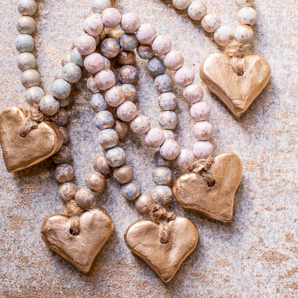 Bitty Blessing Bead® Hearts