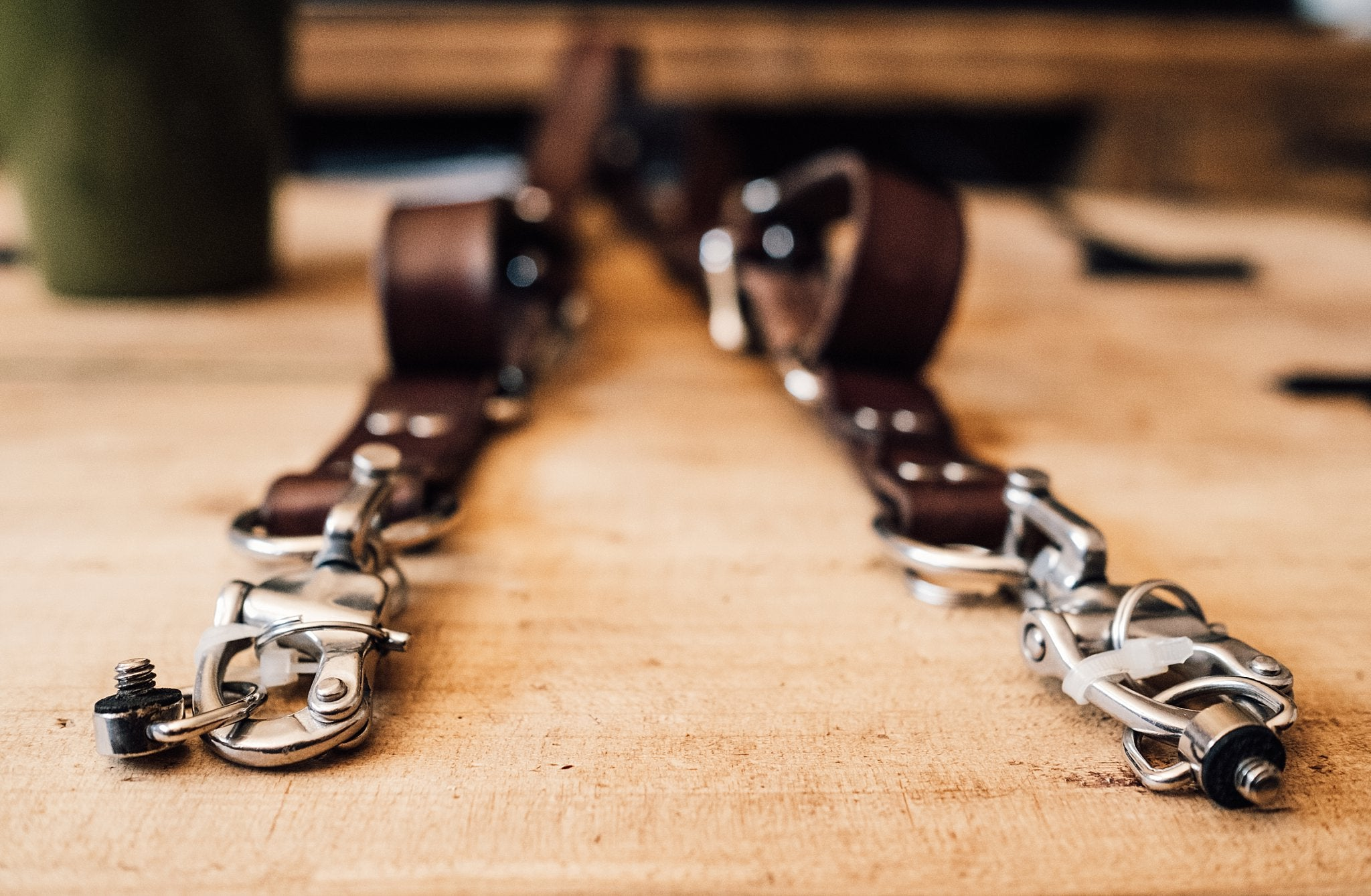 Cloverlily Double Camera Harness