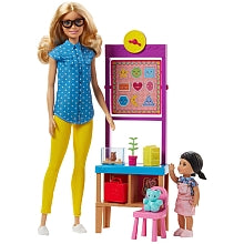 BARBIE COFFRET CARRIERE