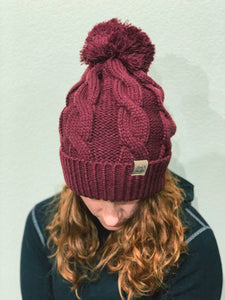 Women's Stuck N' The Rut Twist Beanie