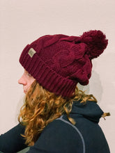 Load image into Gallery viewer, Women's Stuck N' The Rut Twist Beanie