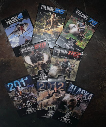DIY Action-Packed Hunting DVDs