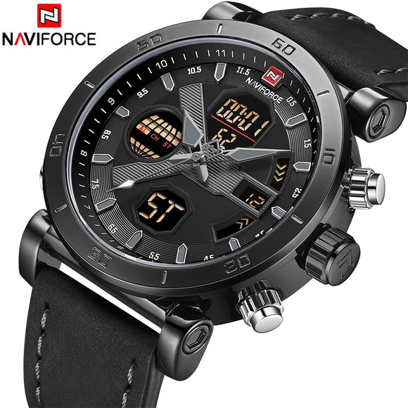 Military Grade Quartz Casual Fashion Water Resistance Watch