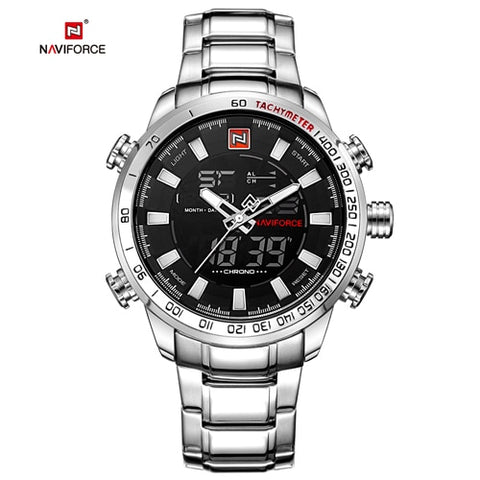 Stainless Steel Japan made Quartz Casual Fashion Water Resistance Watch