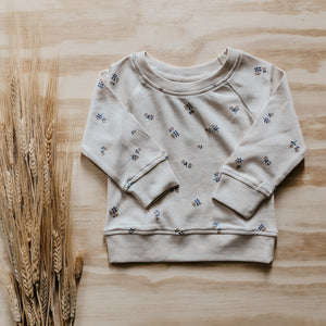 Natural Nora -Portland Pullover-