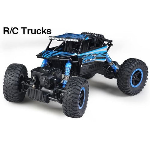 1:18 Scale RC Off Road Rock Crawler