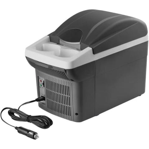 12-Volt 6-Quart Personal Fridge-Warmer