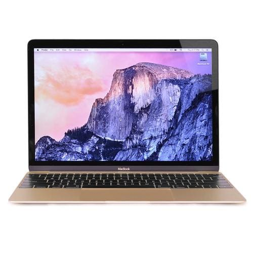 Apple Macbook Retina Core M3-6y30 Dual-core 1.1ghz 8gb 256gb Ssd12 Notebook - Computers