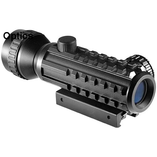 Barska 2X30 Red Dot AC11324 - Optics