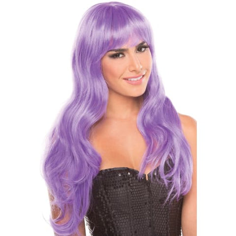 BW095LV Burlesque Wig Lavender