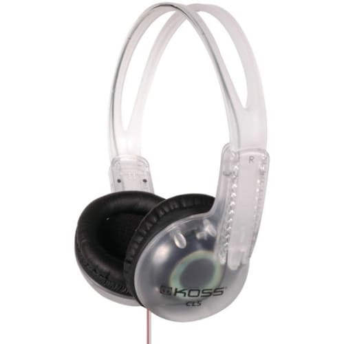 CL5 Portable Headphones (8-Foot Cord) - Portable & Personal Electronics