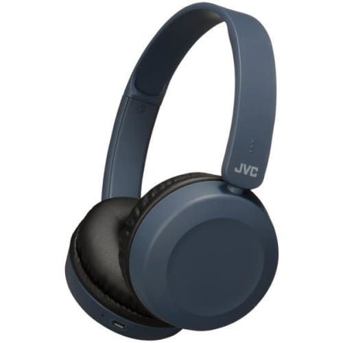 Foldable Bluetooth(R) On-Ear Headphones (Slate Blue) - Portable & Personal Electronics