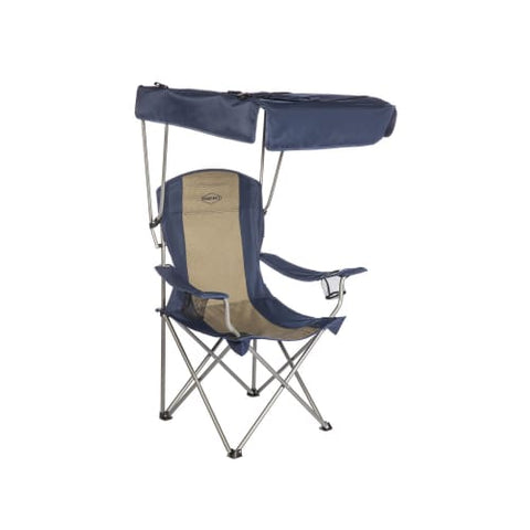 Kamp-Rite Chair with Shade Canopy