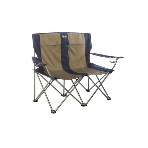 Kamp-Rite Double Folding Chair with Arm Rests