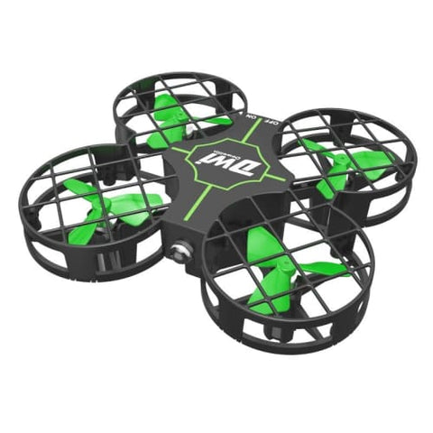 Mini Quadcopter Drone With One Key Take Off And LED Lights