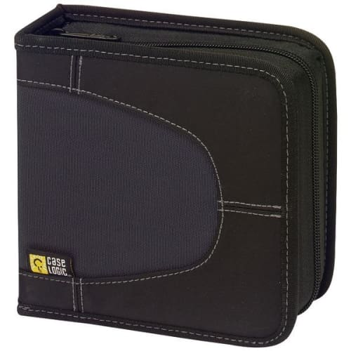 Nylon CD Wallets (32 Disc) - Portable & Personal Electronics