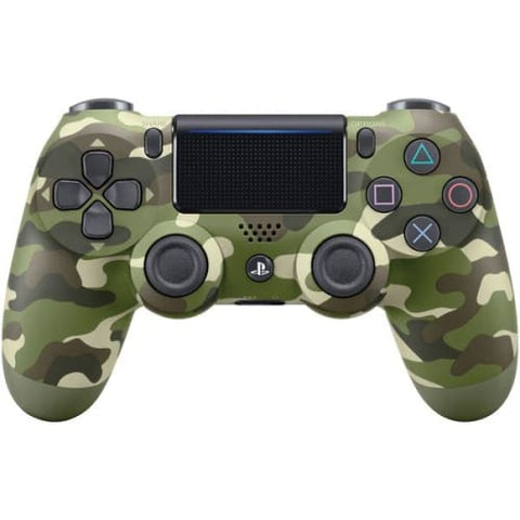 PlayStation(R)4 DUALSHOCK(R)4 Wireless Controller (Green Camo)