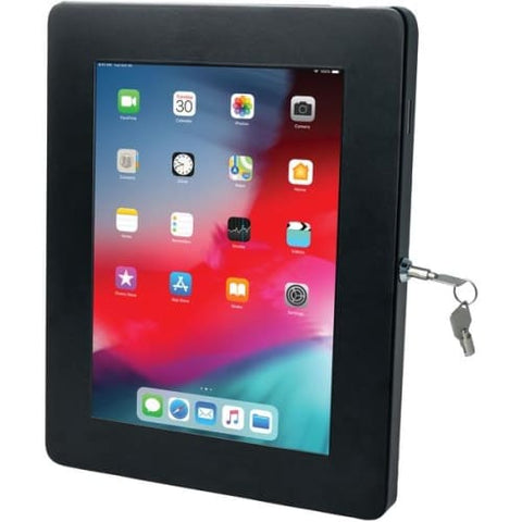 Premium Locking Wall Mount for iPad(R), Galaxy and Other 9.7-Inch to 10.5-Inch Tablets