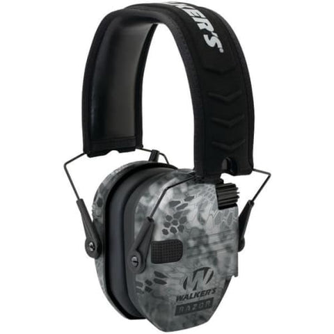 Razor Series(R) Slim Shooter Electronic Folding Muff (Kryptek Camo)