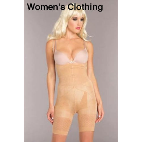 Thinking Thing Body Shaper - Nude
