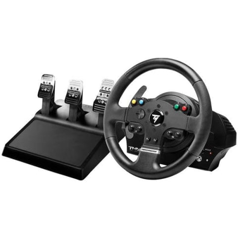 TMX Pro Racing Wheel with T3PA Pedal Set