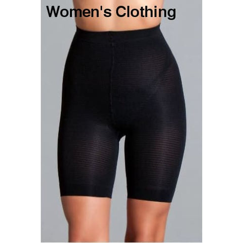 Unseen Lines Shapewear Shorts - Black shapewear