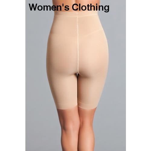 Unseen Lines Shapewear Shorts - Nude - Womens Clothing