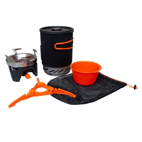 UST Pack A Long Stove Kit - Sporting Goods
