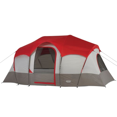 Wenzel Blue Ridge 7 Person 2 Room 14 Feet by 9 Feet Tent - Sporting Goods
