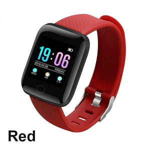 Smart Watch Waterproof Heart Rate Monitor Blood Pressure Sport Watch for ios Android