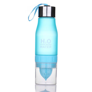 Water Bottle Fruit Infuser Drinkware For Outdoor Sports BPA Free