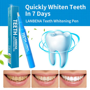 Teeth Whitening Pen Gel Safe Quick Whitening Home Tooth Bleaching Pen