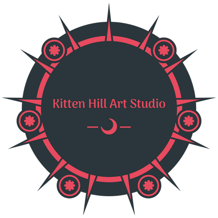 Handmade Jewelry and Art by Kitten Hill Art Studio
