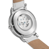 JetPrint Fulfillment Swirl Leather Band Watch
