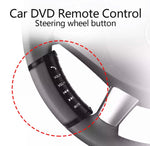Car Steering Wheel Control DVD 2din android Window Bluetooth Button Universal wireless steering wheel remote control