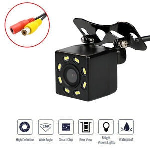 New - 8 LED Backup/reverse Camera with IR