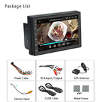 Android Car Radio Multimedia player 2 Din 7'' Touch Screen Autoradio Bluetooth FM WIFI AUX 2DIN GPS Audio Player Stereo
