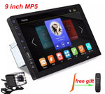 "9"" Touch Mirrorlink iphone Auto audio Player Bluetooth USB Rear View Camera car radio MP5 Player One Din Autoradio No Android"