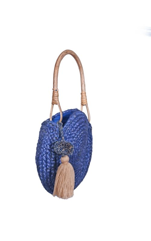 Allure Blue Mini  Tote