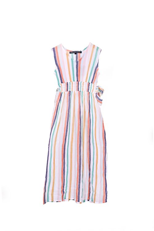 Atlantis Glaze Kids Maxi Dress 4-7 years