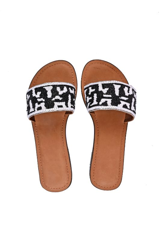 Set of Six Cyprus Slip-On Sandals