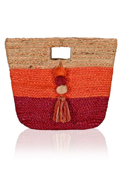 Fiesta Garnet Trio Bucket bag