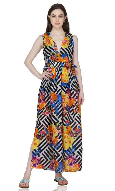 Buttercup Beach Maxi Dress