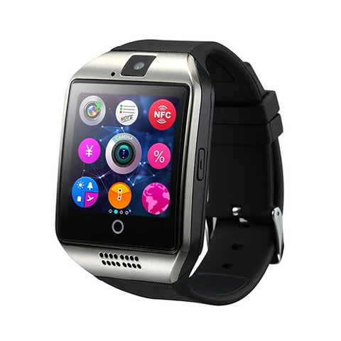 Image of Smart Watch  Q18 Bluetooth - esportistaslivres.com.br