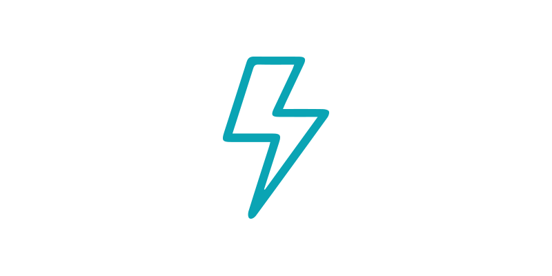 energy line-art icon