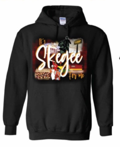 It's Skegee For Me Unisex Hoodie: LIMITED EDITION