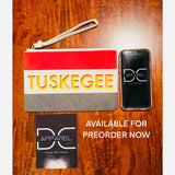 Tuskegee Clutch Bag