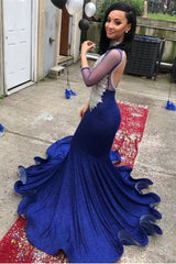 Ballbella offers Gorgeous High Neck Sparkle Appliques Prom Dresses Sheer Tulle Backless Fit and Flare Evening Gowns On Sale at an affordable price from to Mermaid skirts. Shop for gorgeous  collections for your big day.